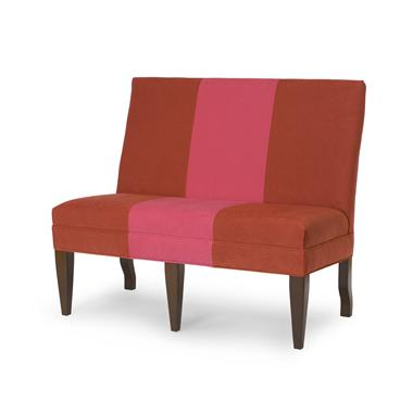 Armless Chairs on Century Chair  3380 4 Sk  72  To 84  Skirted Armless Banquette