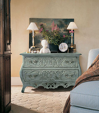 Century Furniture :  century furniture bordeaux and coeur de france conti chest furniture