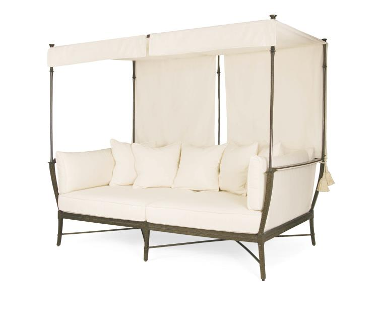 interesting outdoor beds with canopy.  D12 44 1 Royal Daybed Canopy
