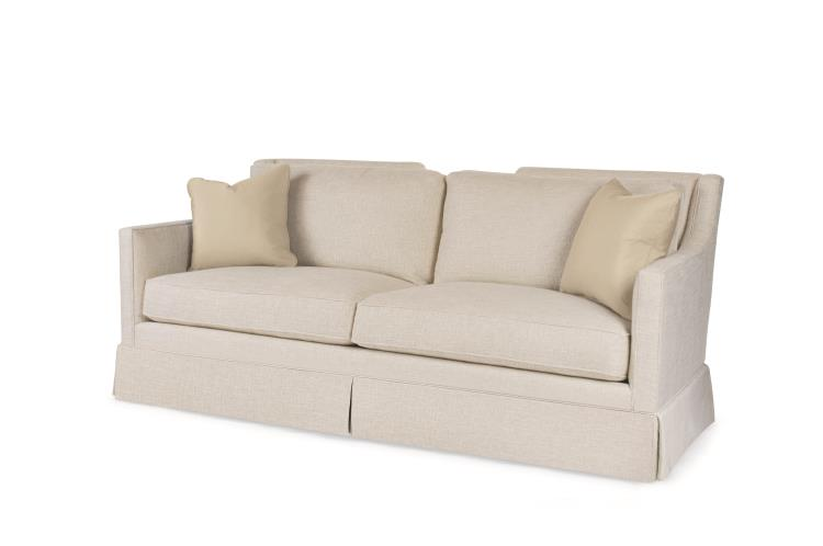Del Mar Skirted Apt Sofa