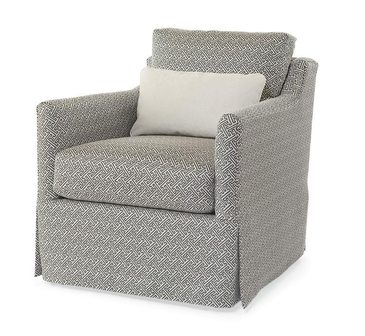 ltd5141 8sk allison skirted swivel chair