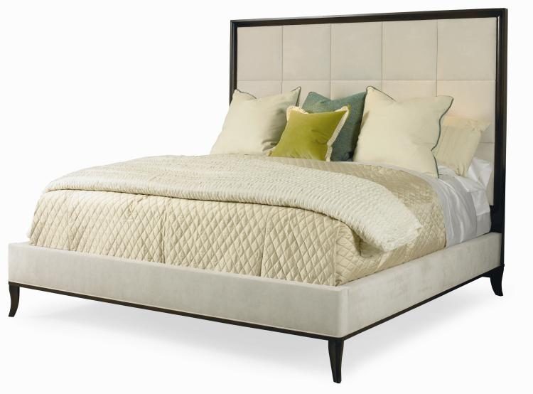 . 339 126   Bed With Upholstery   King Size 6 6