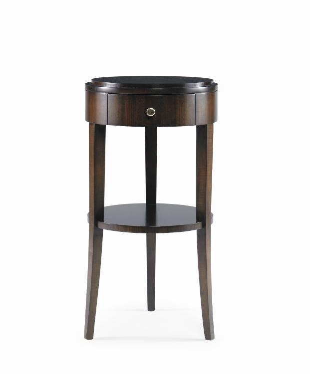 Super 339 624 Tribeca Chairside Table Andrewgaddart Wooden Chair Designs For Living Room Andrewgaddartcom
