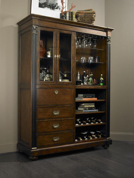 Restaurant Furniture Markham : Markham bar cabinet