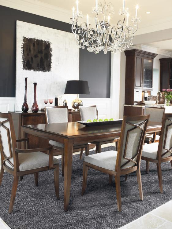 41h 301 Paragon Club Fisher Dining Table