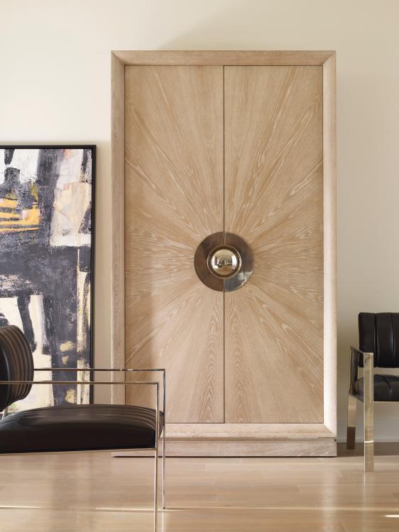 C19 727 Corso Tall Door Cabinet
