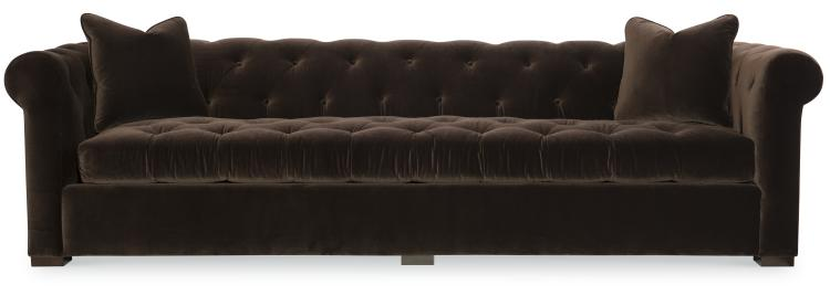 LTD7701-1D - Classic Chesterfield Large Sofa