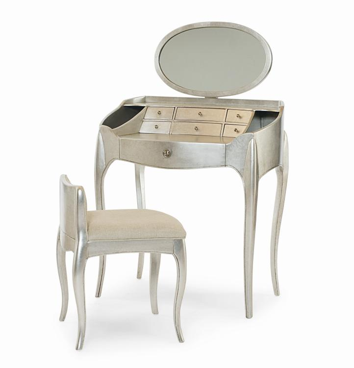 hollywood types mirror by from nomobveto org black bedroom grey set swank aico kind vanity amini and with chair