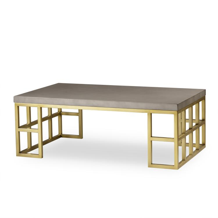 MN Kendall Rectangle Cocktail Table - Kendall coffee table