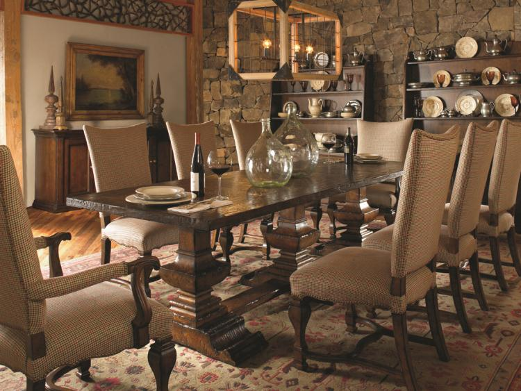 T29 303 Chadd S Ford Dining Table